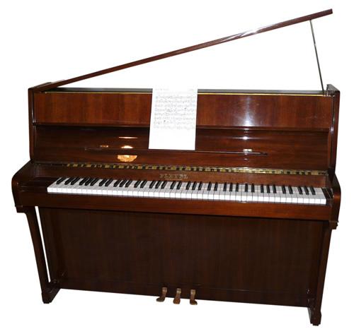 Piano droit schimmel pleyel - Marque de piano francais ...